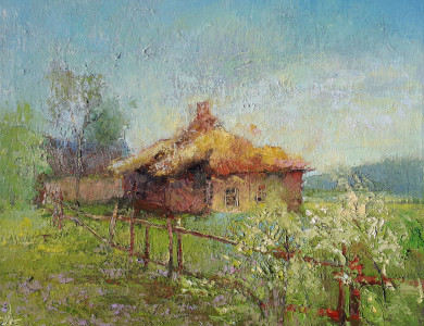 Весна на хуторі / Spring On The Farm