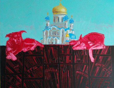 Travel and art: Gergo Bankuti seeking inspiration in Ukraine