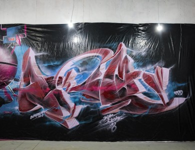 Роботи з graffiti weekend / Works of graffiti-weekend