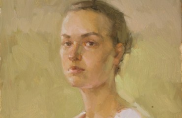"Contest works of the ""Silver Easel"" participants in the nomination ""Portrait"""