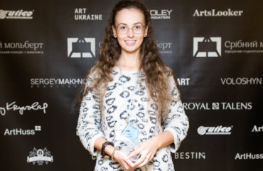 "Prize-winner of the contest Yevheniia Bozhko: ""Silver Easel"" - an invaluable experience """